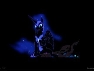коварный участок (королева Chyralis и кошмар луна лесби)