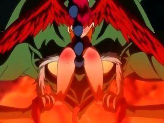 Onmyouji аякаси нет Megami .ep2