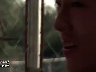 Лорен Коэн сцены секса в ходячих мертвецов