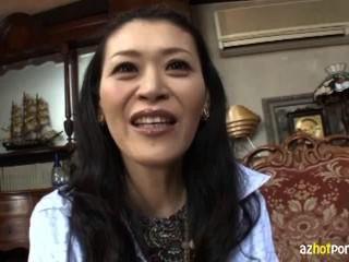 в возрасте пятидесяти японская зрелая женщина 1